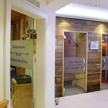 Wellnessbereich im Hotel DER SAILER in Obertauern, Salzburger Land