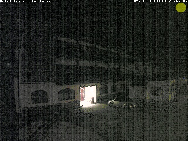 Webcam Hotel Sailer Obertauern