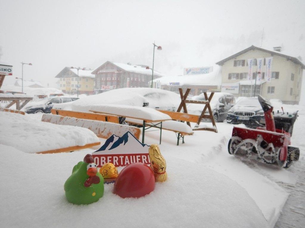 Winterliche Ostern in Obertauern