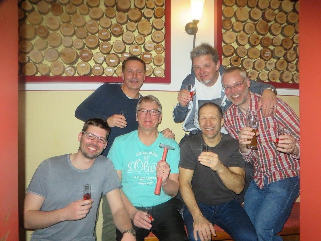 Mehler and friends seit 2014 Gäste im Sailer