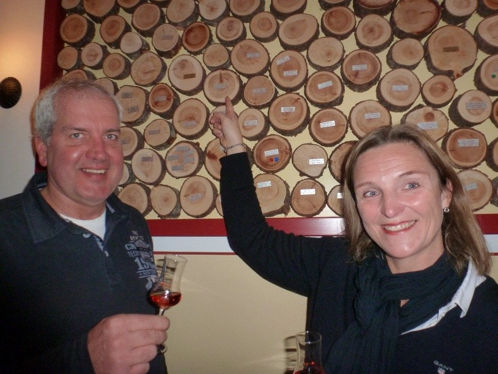 Familie Gorzinski seit 2014 liebe Gäste im Sailer 26.1.2018