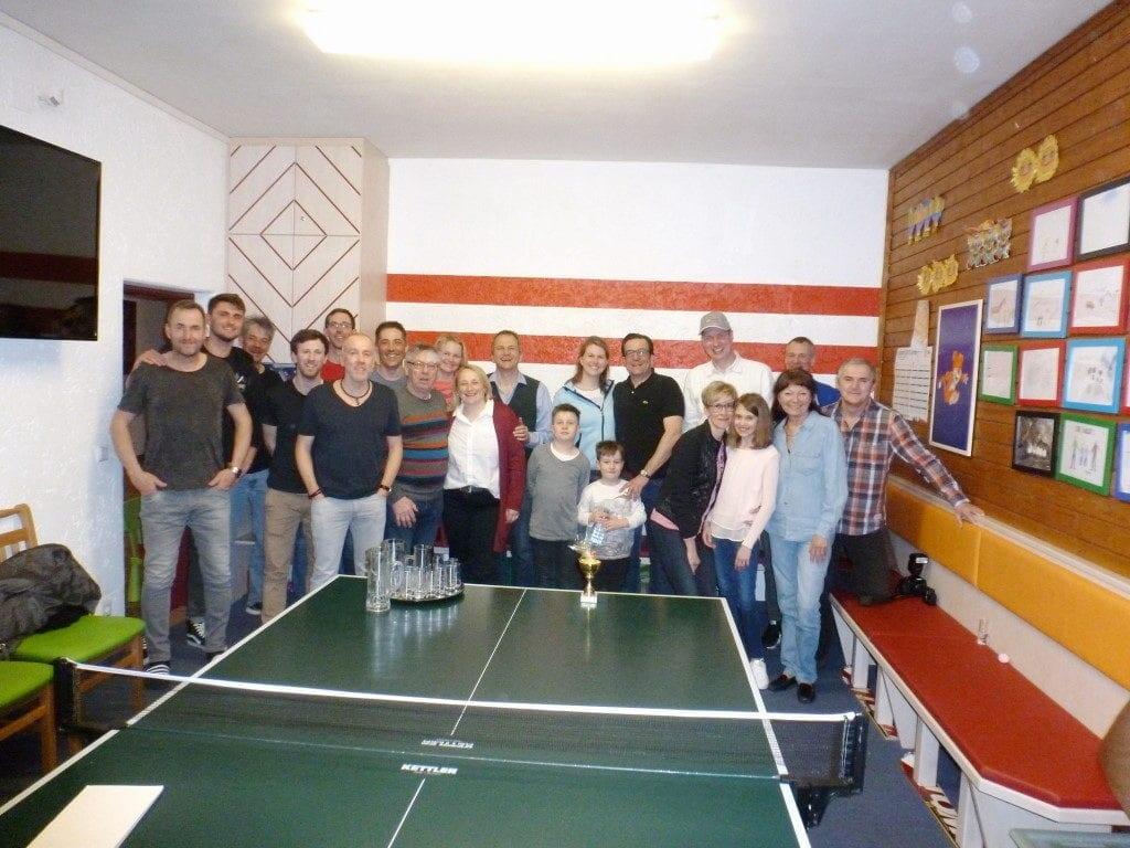 Wettnageln mit Nagelkönig Mathias 21.3.2018