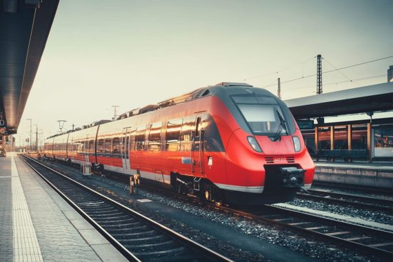 Anreise mit der Bahn