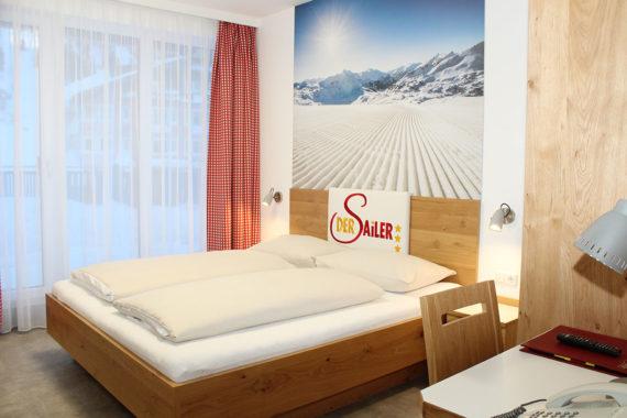 Komfortable Zimmer in Obertauern - Hotel DER SAILER