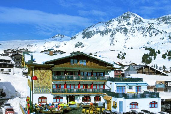Hotel DER SAILER in Obertauern, Salzburg
