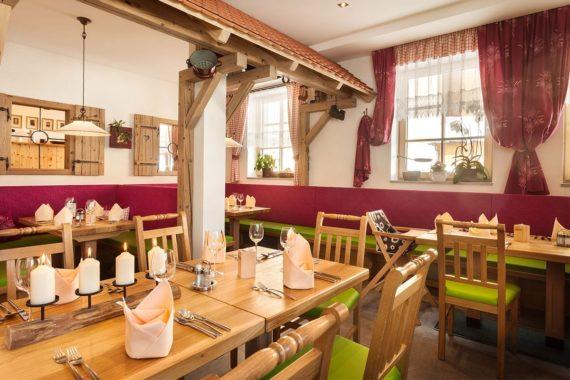 Restaurant in Obertauern, 3-Sterne Hotel DER SAILER