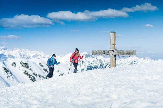 Skitouren im Winterurlaub in Obertauern, Salzburger Land