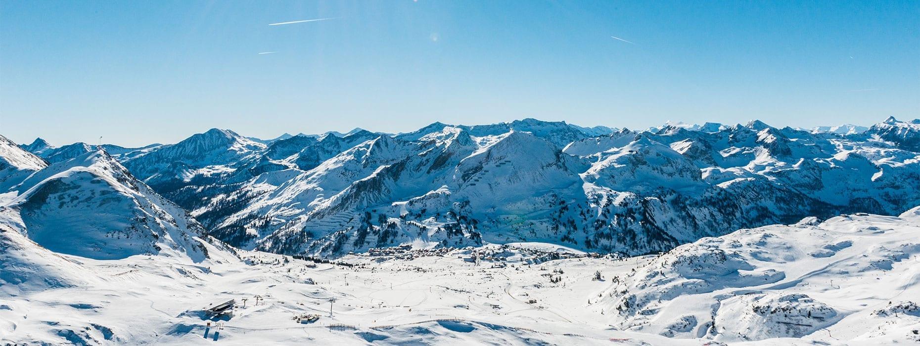 Skiurlaub & Winterurlaub in Obertauern
